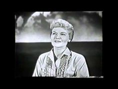 Patti Page - You're Nobody Till Somebody Loves You (1958