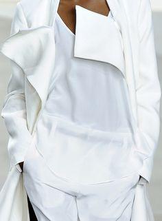CASHMERE LOVER: WHITE SIMPLICITY...