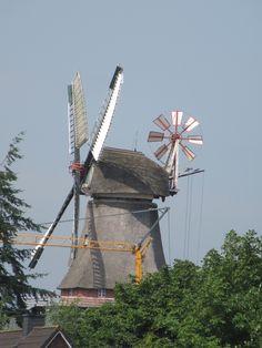 Windmühle in Aurich