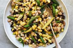As bean enthusiasts, this recipe has been a long time coming. Whether or not you have fond memories of old school bean salads, this recipe is bound to become a treasured summer favourite. It shines with fresh garden beans and corn. Mixed Bean Salad Dressing3/4 cup olive oil1/4 cup white wine vinegar1 tsp salt1/2 tsp aleppo pepper1/2 tsp chilli flakes1 tsp oregano1/4 tsp. cuminpepperBean Salad1/2 cup dry Flourist Pinto Beans1/4 cup dry Flourist Black Beans1/4 cup dry Flourist Navy Beans1- 2…