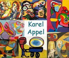 powerpoints over kunstenaars Classroom Art Projects, Art Classroom, Artists For Kids, Art For Kids, Art Cobra, Classe D'art, Art Du Monde, Quilt Modernen, Art Worksheets