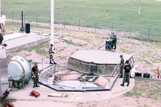 Minuteman Missile Site Coordinates
