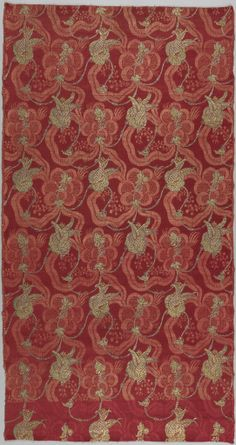 Textile, 1650–1700. https://collection.cooperhewitt.org/objects/18648775/