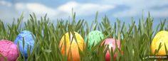 Easter Eggs {Holidays Facebook Timeline Cover Picture, Holidays Facebook Timeline image free, Holidays Facebook Timeline Banner}