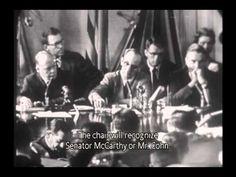 Hollywood Ten Joseph McCarthy Congressional Hearings