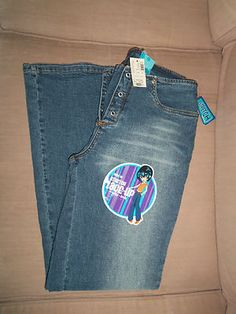 $3.99 Look what I found on @eBay! http://r.ebay.com/2h8BRB. Girls Junior Jeans By Limited Too Size 3
