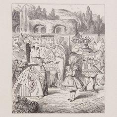 «Алиса в Стране Чудес» иллюстрации Джона Тенниела