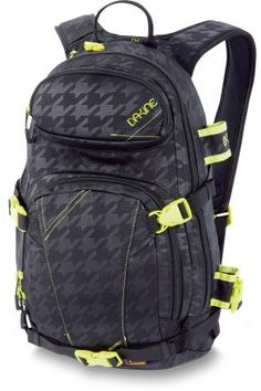 Dakine Women's Helipro 18 L backpack... all the features ive been looking for and finally found a pattern perfect for my current gear setup! closeout!!