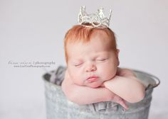 Mini Crown For Baby Mini Rhinestone Crown by whisper bug boutique, $35.00