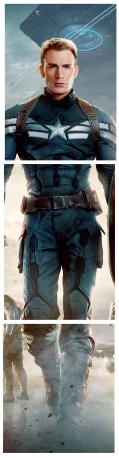 Captian America: The Winter Soldier