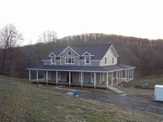 Country Style House Plans - 2098 Square Foot Home , 2 Story, 3 ...