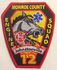 Monroe County Johnstonville Station 12
