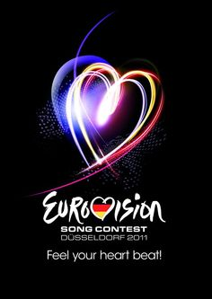 The Eurovision Song Contest logo from Düsseldorf 2011! #JoinUs #Denmark #Eurovision
