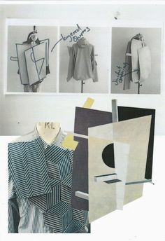 Fashion Sketchbook - fashion design development; fashion student portfolio // Charlotte Scott