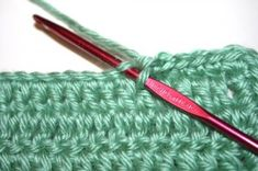 "Crochet Spot » Blog Archive » Crochet Finish Technique: ""Crochet Evenly Around"" - Crochet Patterns, Tutorials and News"