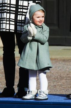 Princess Estelle in March 2014