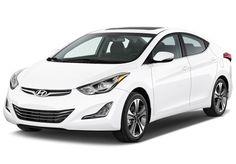 2016 Hyundai Elantra White