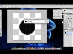 Photoshop Polka Dots Pattern - YouTube
