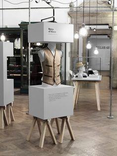 Dandy Exhibition, Nordiska Museet, Stockholm
