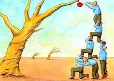 A colaboração é ingrediente fundamental para a obtenção de resultados. No mundo complexo em que vivemos fica cada vez mais difícil realizar coisas de forma individual.  Portanto só temos a ganhar em sermos disponíveis para colaborar com as pessoas e fazer parte de forma atuante do trabalho em equipe.