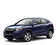 2016 Honda HR-V - Options and Pricing - Official Site