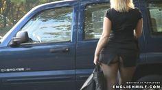 pantyhose as public arse flashing sexy split skirt - Daniella in pantyhose videos
