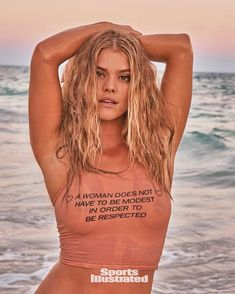"""3,838 Likes, 36 Comments - Sports Illustrated Swimsuit (@si_swimsuit) on Instagram: """"Enough said. """""""
