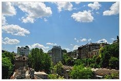 #Odessa roofs by Trimfaktor #Ukraine  #sky #landscape