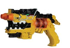 Dino Charge Power Rangers Deluxe Morpher Super Bandai Gun Toys 2 Chargers for sale online