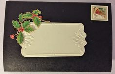 annes papercreations: G45 How to make an 3D Envelope card and measurements