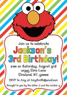 36 Best Sesame Street Images Sesame Street Invitations Birthday