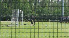 Primo allenamento con la prima squadra... Udinese⚪️⚫️