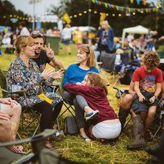 Who's got that festival feeling?!  #winchester #hampshire