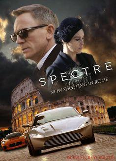 Spectre movie poster ❤️