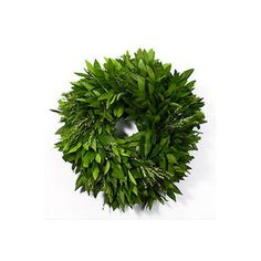 McFadden Farm fresh bay leaf wreaths with rosemary are a fragrant and natural centerpiece to any table top and create a stunning decor to fire mantles and as door decor. Fresh rosemary and bay wreaths make the perfect holiday gift. Wreaths And Garlands, Holiday Wreaths, Christmas Decorations, Christmas Ideas, Holiday Decorating, Decorating Ideas, Decor Ideas, Craft Ideas, Mediterranean Outdoor Decor