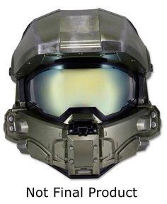『Halo』マスターチーフ仕様バイクヘルメットのイメージ公開―米運輸省の認可済み | Game*Spark - 国内・海外ゲーム情報サイト