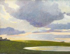 Victor Richardson, The Water Meadow