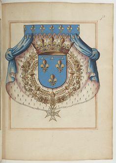 73 Valois; Duché-Pairie; Gaston d'Orléans (1608-1660).