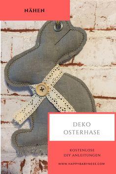 DIY Anleitungen OSTERN - happybabyness