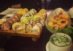 #Tataki #Sushi #Fusion No hay nada que ame más que el sushi con comida peruana  by nikbartellini1995