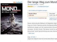 """Gratis: eBook """"Der lange Weg zum Mond und zurück"""" bei Amazon https://www.discountfan.de/artikel/lesen_und_probe-abos/gratis-ebook-der-lange-weg-zum-mond-und-zurueck-bei-amazon.php Als Buch kostet es derzeit knapp 20 Euro, als eBook ist der Bildband komplett gratis zu haben: """"Der lange Weg zum Mond und zurück"""" steht jetzt via Amazon für kurze Zeit zum kostenlosen Download bereit. Gratis: eBook """"Der lange Weg zum Mond und zurück"""" bei Amazon (Bild:"""