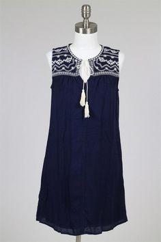 Thistle Dress - Nobella Grace Boutique #summer2015 #nobellagrace #summerdress