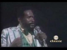 Marvin Gaye Lets Get It On- listened to this great one today on an R radio station from UK as I was cooking dinner