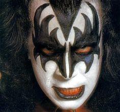 "The God Of Thunder photo ""I, Demon! Love Gun Sessions, New York City, June 1,1977, Photographer: Barry Levine"""