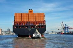 A total of 190 ships carry cargo for Hapag-Lloyd Bayonne Bridge, Container Terminal, Sea Containers, Open Image, English Village, St Lawrence, Panama Canal, Southampton, Kuala Lumpur