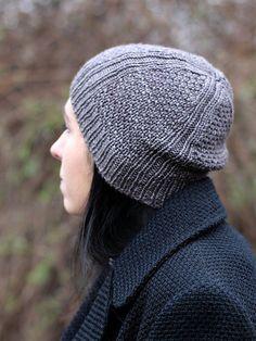 Ravelry: Hideaway Hat pattern by Annamária Ötvös