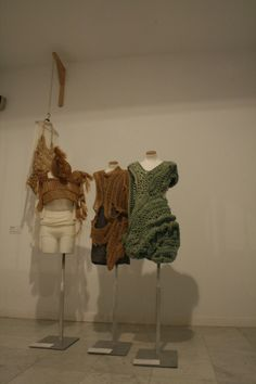 """Jute, textils, rattan and hemp Sara Coleman, """"Colección Ancestra"""""""