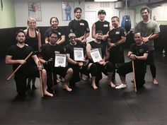 We're off to a strong start of July! Congratulations to Sensei Frankie, Ken Pelayo & Rafael Almonte, on achieving their new ranks, Tuesday night!  Come train with us! Grow, improve and get to your next level with us!