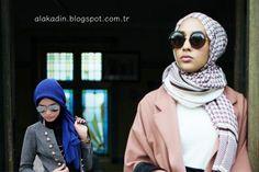tesettür giyim #hijab #eşarp #şal #esmer #kombin