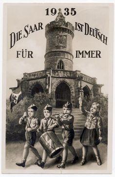 The Saar is German Forever